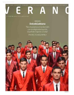 Dolce&Gabbana - Centri di Ricerca