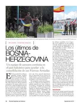 Los últimos de Bosnia