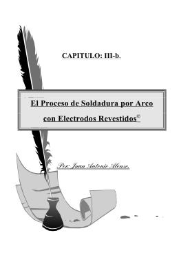 El Proceso de Soldadura por Arco con Electrodos Revestidos