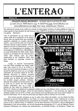 L`Enterao - SinDominio.Net