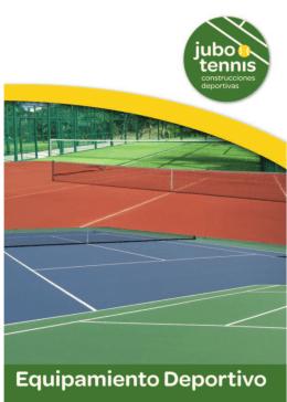 Descarga catálogo pdf - Pavimentos deportivos