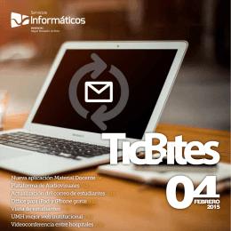 Formato PDF - Servicios Informáticos