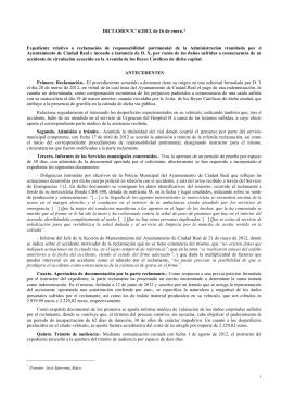 dictamen - Consejo Consultivo de Castilla-La Mancha