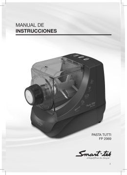 MANUAL DE INSTRUCCIONES - Smart