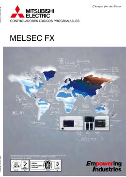 MELSEC FX - Mitsubishi Electric