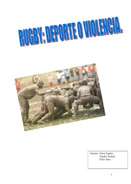 Modalidades de rugby