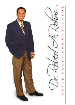 Brochure - Robert Rohm
