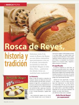 Rosca de Reyes,
