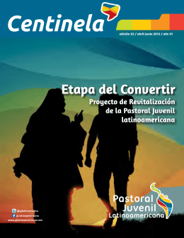 Centinela N° 2 - Pastoral Juvenil Latinoamericana