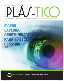 Revista Plastico 11.indd - Asociación Costarricense de la Industria