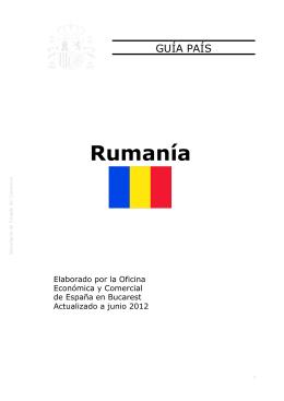 Informe Secretaría: Guía País