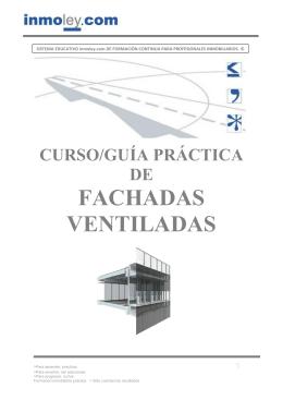pdf guía práctica de las fachadas ventiladas