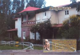 Recursos Turisticos Provincia Angaraes