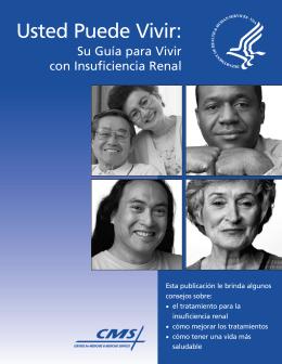 Usted Puede Vivir: - End Stage Renal Disease (ESRD) National