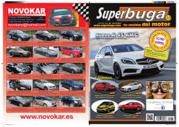 Descarga Revista Superbuga Marzo 2013