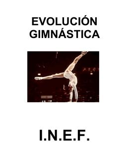 EVOLUCIN GIMNSTICA