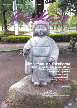 Kaikan N° 41 - Febrero-Marzo 2009