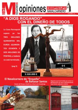 PSOE NAvalcarnero