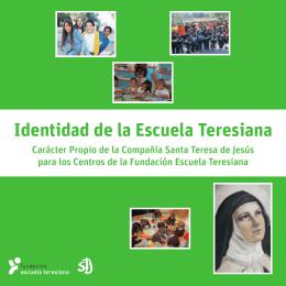Identidad de la Escuela Teresiana
