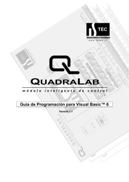 Guía de Programación para Visual Basic™ 6
