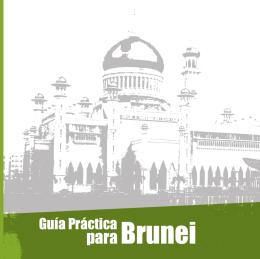 Brunei - FINAL MARCO - Ministerio de Comercio Exterior y Turismo