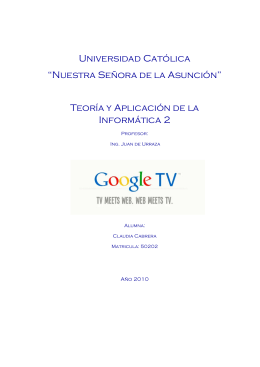 Google TV - JeuAzarru.com