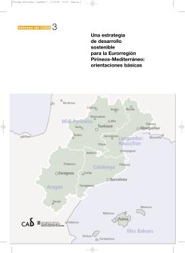Una estrategia de desarrollo sostenible para la Eurorregión Pirineos