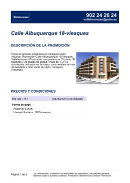 Calle Albuquerque 18