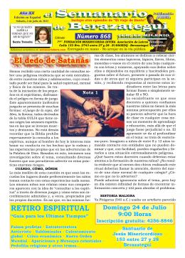 868 - El Semanario de Berazategui