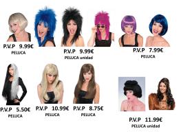 catalogo pelucas
