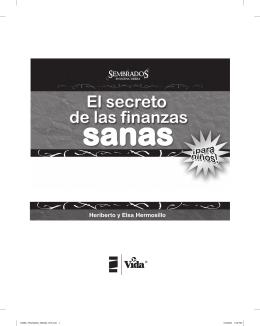 El Secreto de las Finanzas Sanas