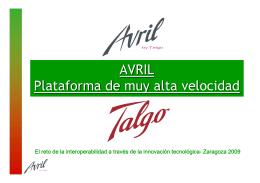 PATENTES TALGO, S.A.