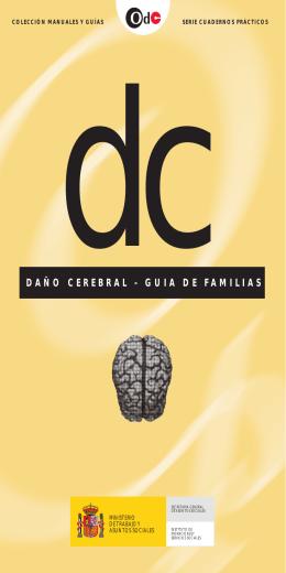 Daño Cerebral. Guía de Familias