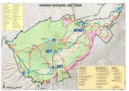 Teleférico Parador El Portillo Pico Teide  Pico Viejo (3.134