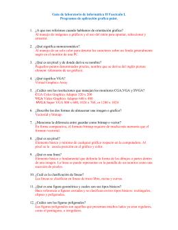 Guía de laboratorio de informática II fasc. 1,2,3,4