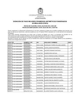 papa - División de Registro-Sede Bogotá