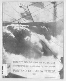 PANTANO DE SANTA TERESA - Montejo de Salvatierra