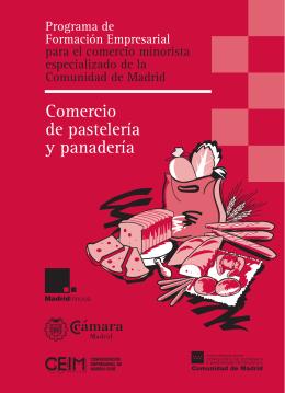 Sección de Pastelería y Panadería