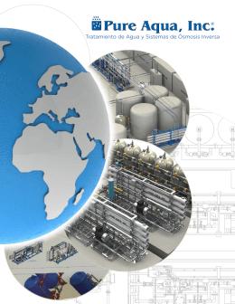 Tratamiento de Agua y Sistemas de Ósmosis Inversa