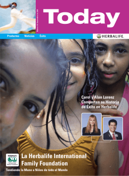 La Herbalife International Family Foundation