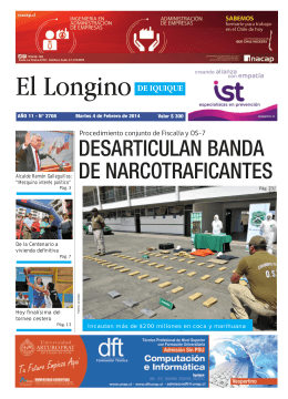 4 - El Longino de Iquique
