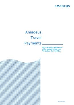 Amadeus Travel Payments