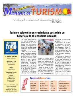 Boletín Informativo 17-8-2011