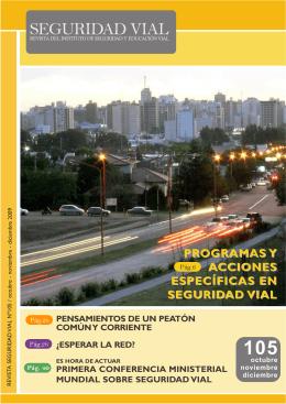 SEGURIDAD VIAL - Municipalidad de Bahía Blanca