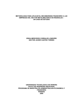 un caso de estudi - Universidad Tecnológica de Pereira