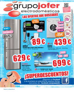 699€ - Electrodomésticos BAY-BOM