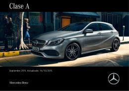 Clase A - Mercedes Benz España