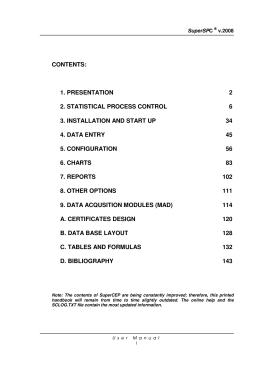 SuperCEP User`s Manual (PDF format)
