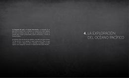 la exploración del océano pacífico 4.