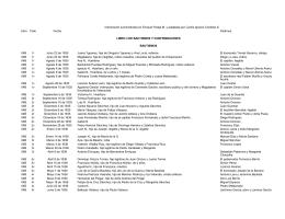 Libro 4 de Bautismos y Confirmaciones